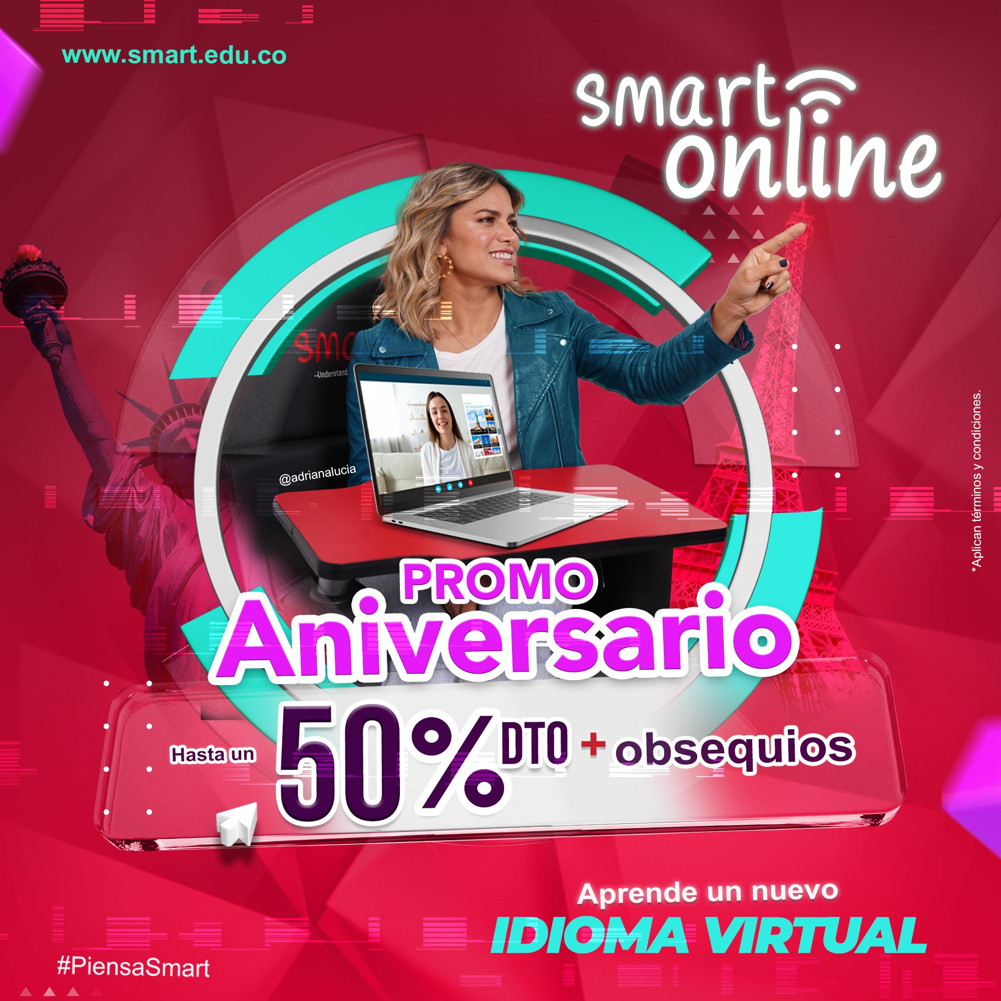 Curso De Ingles Grupal Con Nuestra Plataforma Smart Online Smart