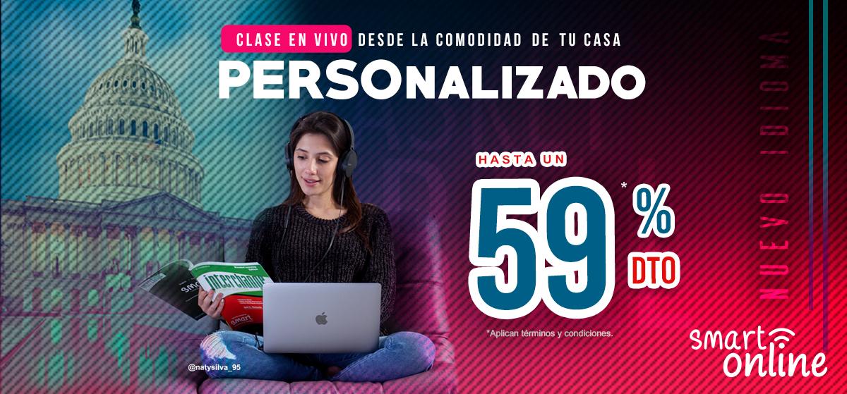 Corporativo y personalizado 100% virtual