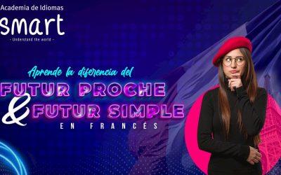 """Aprende la diferencia del """"futur proche"""" y """"futur simple"""" en francés"""