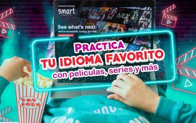Aprende tu idioma favorito con películas, series y más