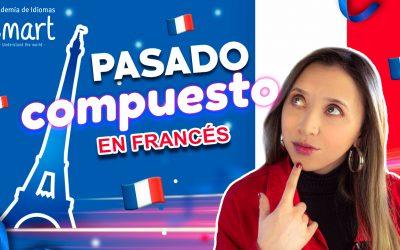 Le passé composé: el pretérito perfecto en francés