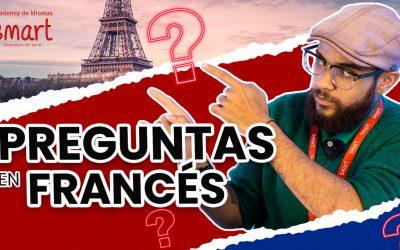 ¿Cómo hacer preguntas en francés?