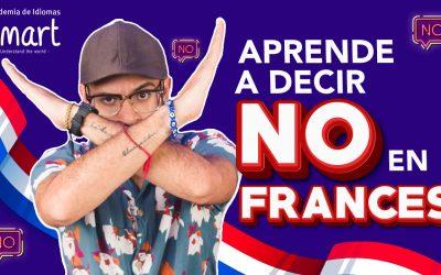 Aprende a decir NO en FRANCÉS