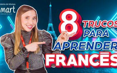 8 trucos para aprender francés