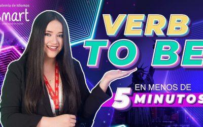 Verb To Be en menos de 5 minutos