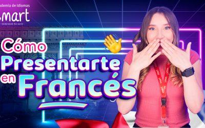 Cómo presentarte en francés